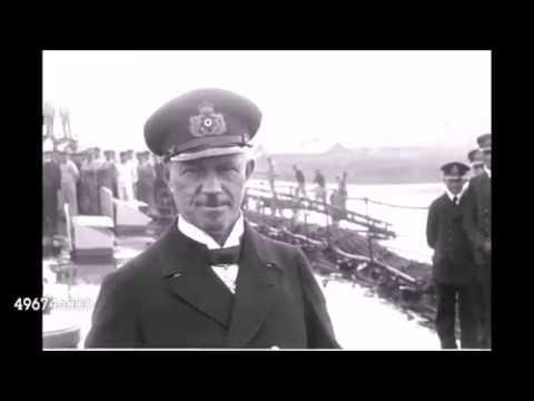 Filming the German Imperial Navy (1916)