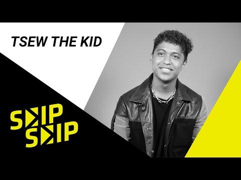 Youtube: TSEW THE KID:«Travailler avec Dany Synthé c'est hyper enrichissant»! SKIP SKIP