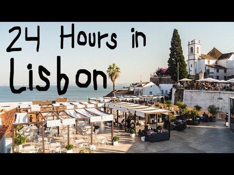 Lisbon in 24 Hours