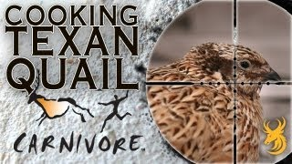 How To Cook Quail - Texas Style!