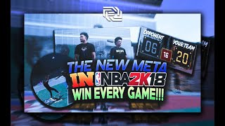 THE NEW META IN NBA 2K18 CHEAT CODE IN NBA 2K18
