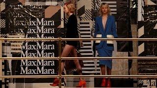 Max Mara   Fall Winter 2016/2017 Full Fashion Show   Exclusive