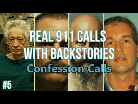 5 Real 911 Calls With Backstories #5 | Confession Calls