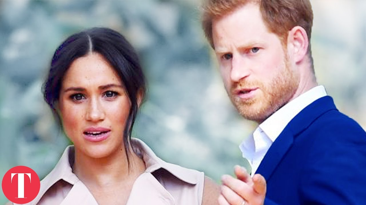 Meghan Markle Was Planning To Run For President All Along