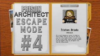 Prison Architect - Escape Mode #4 - Yeni Hapishane, Aynı Brada -