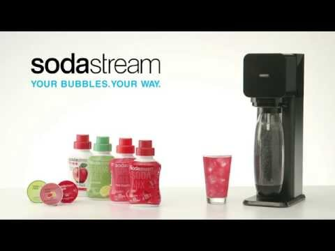 How To Use Your SodaStream Play Sparkling Water Maker