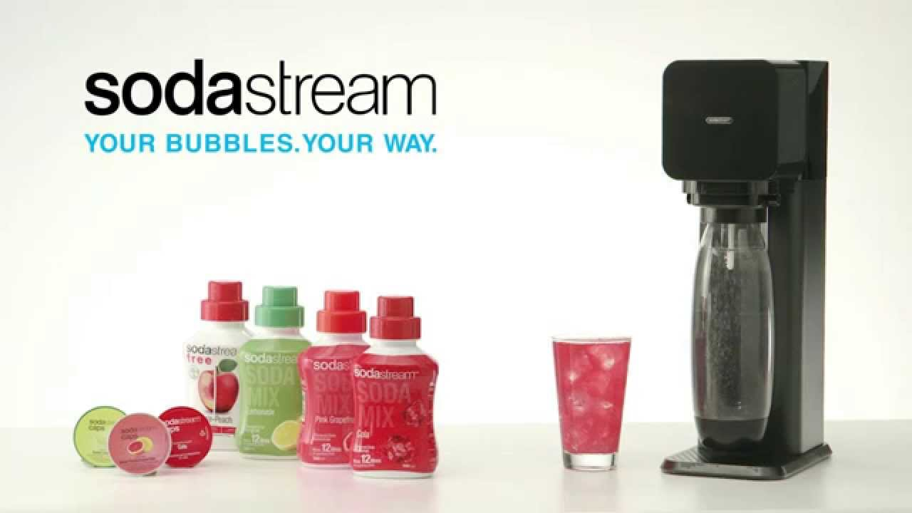 Sodastream - The Good Guys