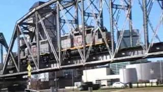 Trains in Shreveport, Louisiana