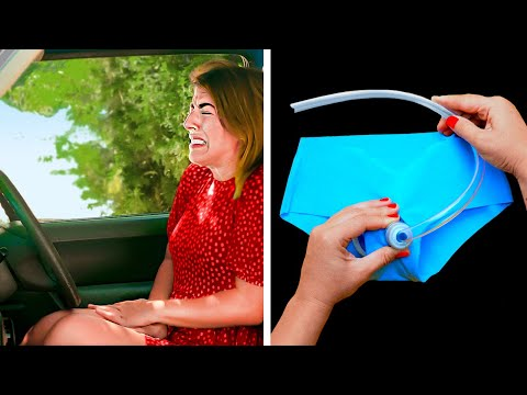 20+ LIFE-SAVING GADGETS and hacks to enjoy your vacation