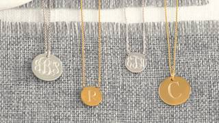 Personalized Jewelry For Mom | Pottery Barn Kids