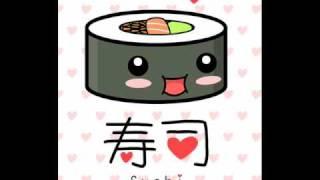Sushi, sushi, sushi bar! going to a sushi bar! sushi, sushi, sushi ...