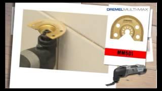 DREMEL® Multi-Max Akumulatorowe narzędzie wielofunkcyjne Narzędzie ...