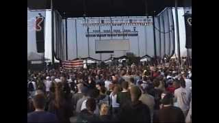 American Head Charge @ X Fest 2003 Somerset WI Full Set 5 Cam Mix Soundboard Audio