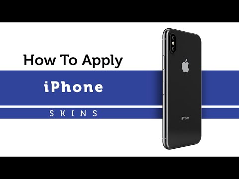 How to Apply Capes India iPhone Skins