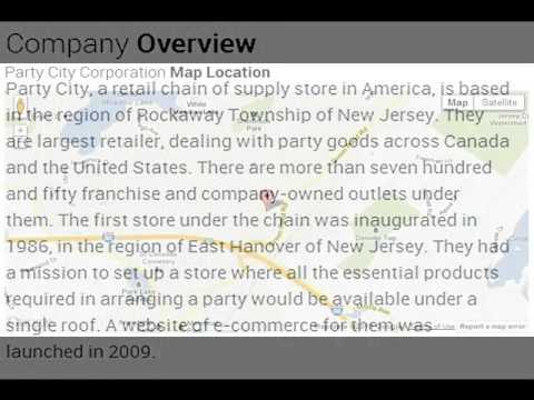 party city corporation corporate office contact information - Halloween City Corporate Phone Number