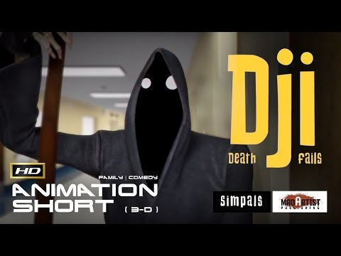"CGI 3D Animated Short Film ""DJI DEATH FAILS"" Hilarious Animation by Simpals"