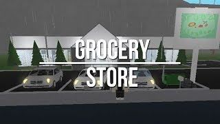 Roblox | Welcome To Bloxburg: Grocery Store 33k
