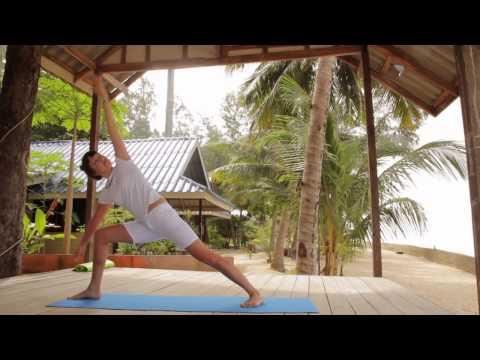 Йога для Начинающих. Комплекс Упражнений (Yoga Poses)