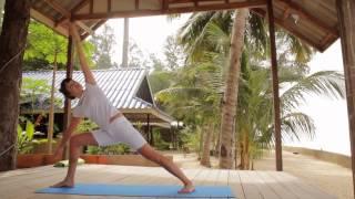 Йога для Начинающих. Комплекс Упражнений (Yoga Poses)(Йога для начинающих. Комплекс упражнений. Очень хорошие упражнения для саморазвития. Стоит обратить вниман..., 2014-03-11T06:13:47.000Z)
