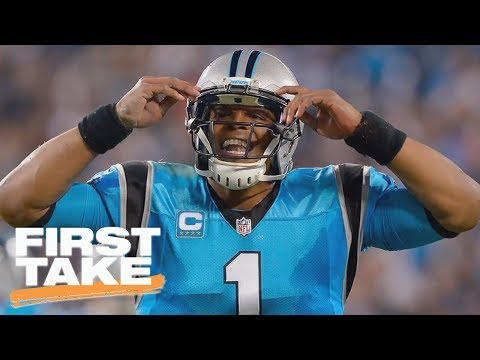 Cam Newton On 'Pitch Count' Heading Into 2017 NFL Season | First Take | ESPN