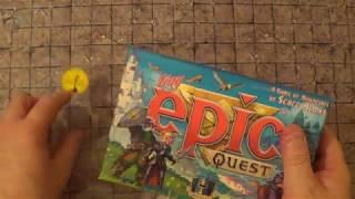Unboxing #32 - Tiny Epic Quest