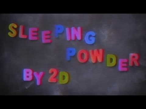 Gorillaz - Sleeping Powder Subtitulada en Español