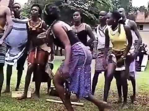 African Dance Uganda