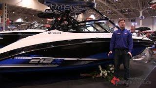2016 Yamaha Sport Boat 212X