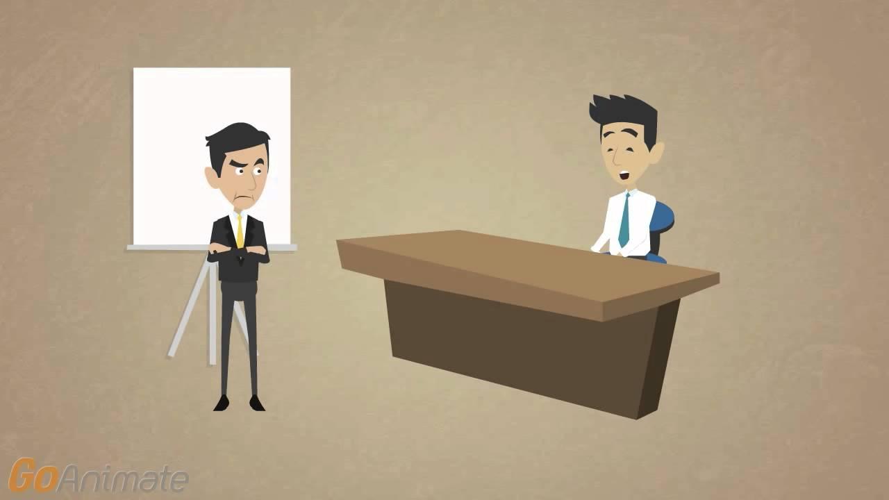 Sales Training: Animated Video #2: Mr.Jones and Bob meet ...