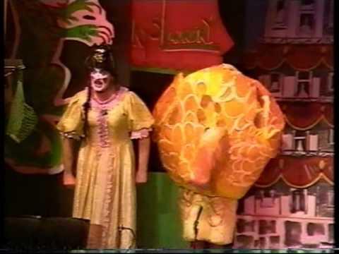 Renmore Pantomime 'Aladdin' 1991