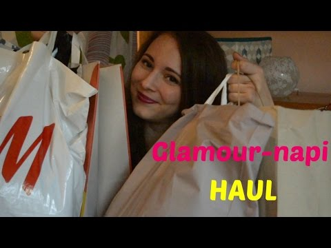 Hatalmas Haul Videó: Glamour-napok 👜 | My Comfort Zone for You