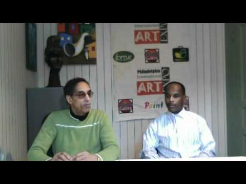 The State of African American Art in America with Visual Artist, David Lawrence