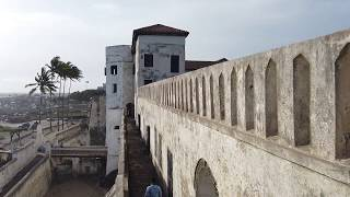 A Walkthrough Of the Elmina Castle - West African Slave Trade History, Ghana