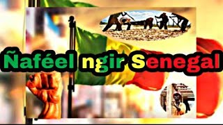 Ñaféel ngir Senegal motivation
