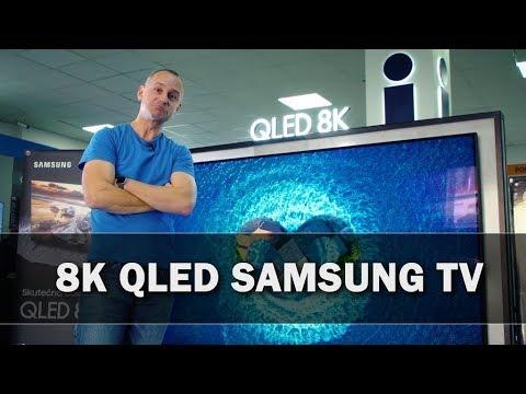 8K QLED Samsung TV - televize nové generace! (SPONZOROVANÉ VIDEO)
