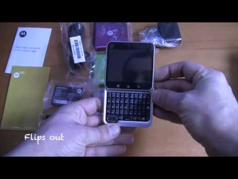 Unboxing | Desempaquetado Motorola Flipout