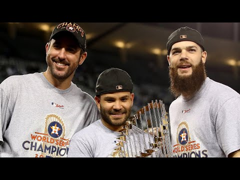 Houston Astros Receive MAJOR Punishments For CHEATING During World Series!