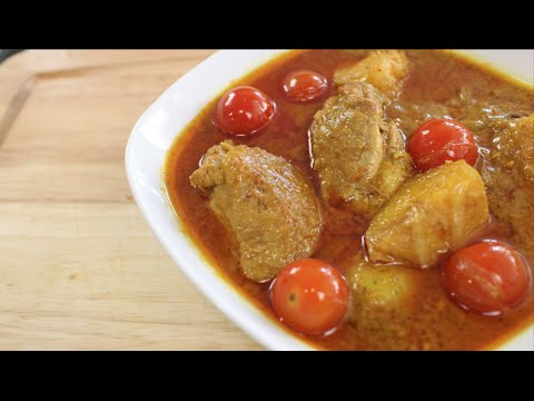 Thai Yellow Curry Chicken Recipe แกงกะหรี่ไก่ - Hot Thai Kitchen!