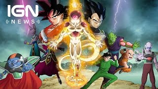 New Dragon Ball Z Movie Coming to North American Theaters - IGN News
