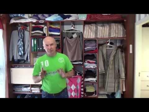 видео: Обзор шкафа купе с встроенным рабочим местом