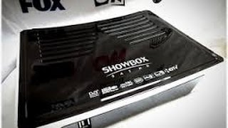 SHOWBOX SAT HD PLUS 2015