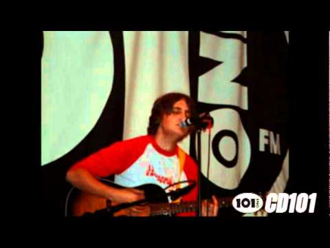 "Star Sailor With ""Poor Misguided Fool"" Live @ CD102.5"