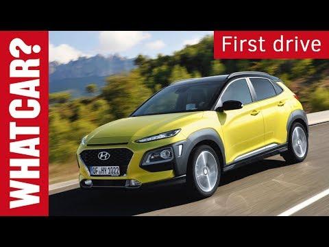 2017 Hyundai Kona review | What Car? first drive