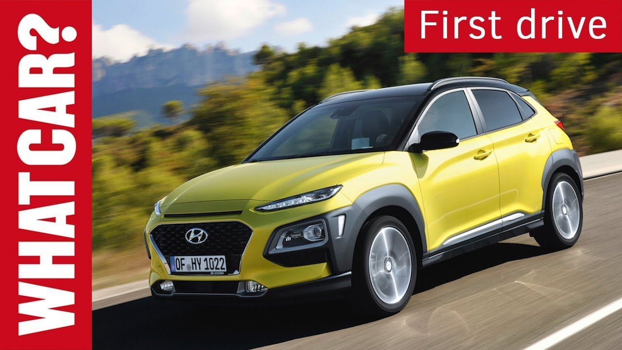 2017 Hyundai Kona review | What Car? first drive