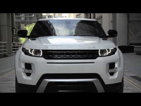 ► 2011 Range Rover Evoque - driving