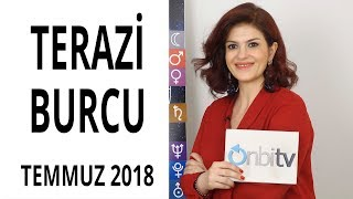 Terazi Burcu - Temmuz 2018 - Astroloji