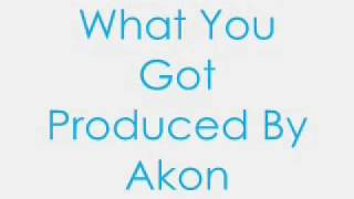 Colby Odonis ft.Akon - What You Got (Instrumental)