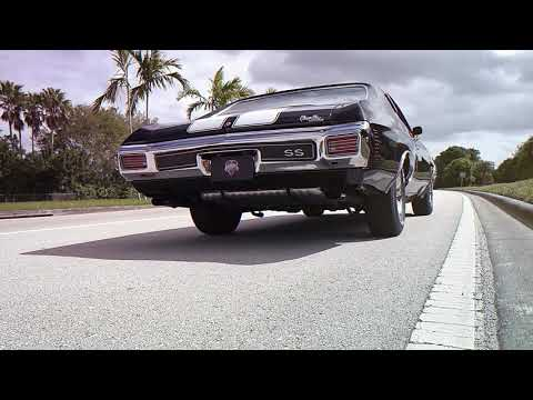 1970 Chevrolet Chevelle 4-Speed