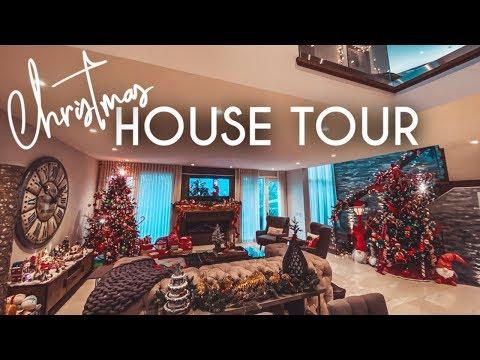 Christmas Decor House Tour