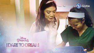 Watch this Disney Princess cure a snake!   Disney Princess: I Dare To Dream Episode 4